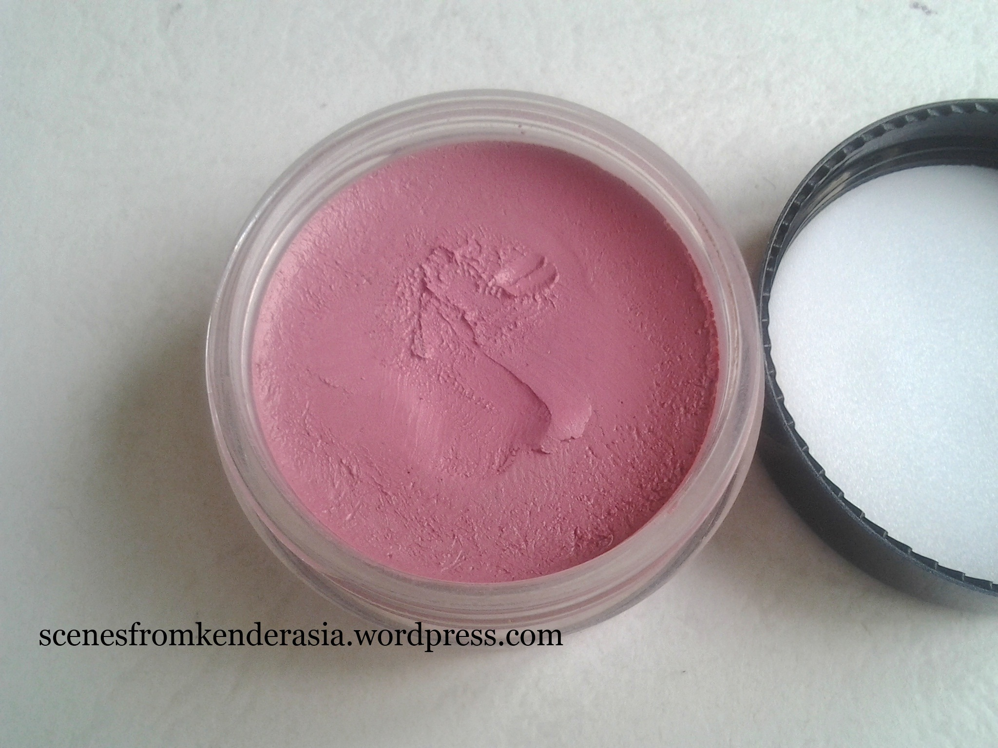 Inglot –  AMC Cream Blush