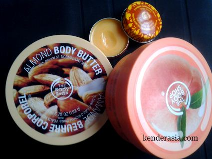 The Body Shop Butters