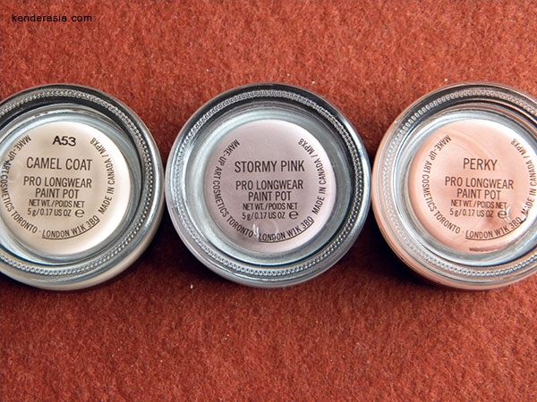 Paint Pots Pro Longwear 2013 – Mac Cosmetics