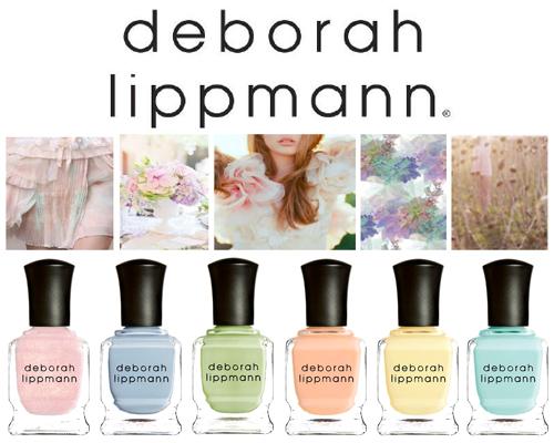 Deborah Lippmann Spring 2014 Collection