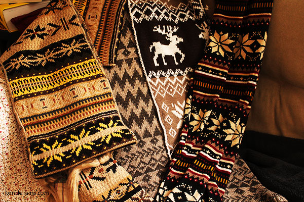 Fairisle – Winter Christmas Trend
