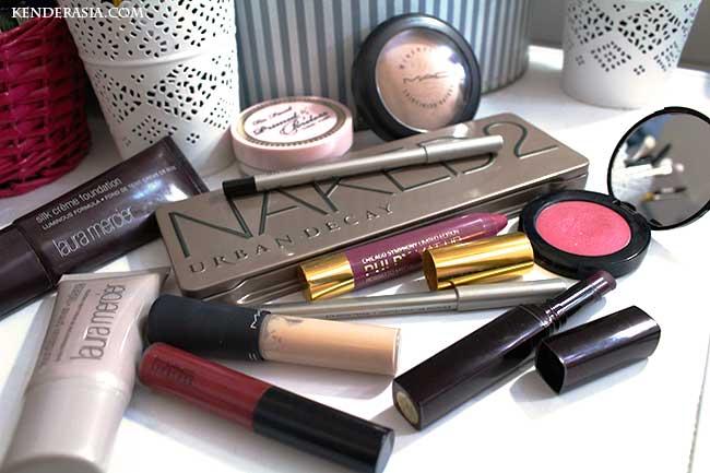 January 2014 Beauty Favourites