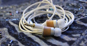 Meze wood earphones