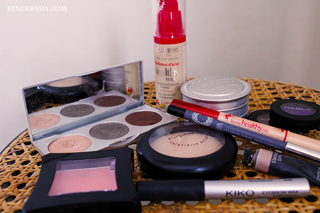 February 2014 Makeup Favourites