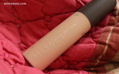 Becca Luminous Skin Colour Ultra Sheer Foundation