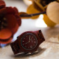 Wood Watches Jord – Ely Cherry