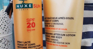 Nuxe Sun – New for Summer 2014