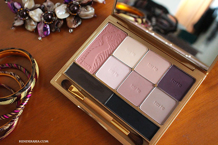 Tarte Be MATTEnificent Amazionian Eye & Cheek Palette