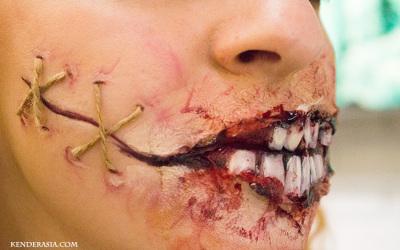 Special FX Workshop: Make Up For Ever Halloween
