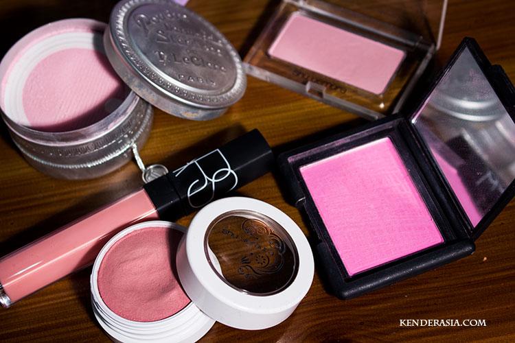 Blooming Pink Make Up
