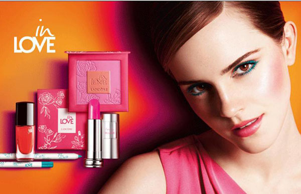 Lancome In Love – Spring 2013 make up collection