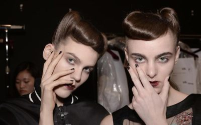 Nails Trends for Fall 2014 from Fashion Shows
