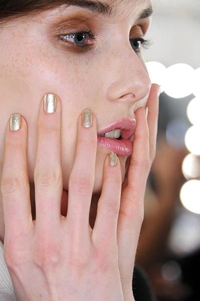 Nails Trends For Fall 2014 From Fashion Shows Kenderasia