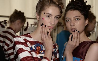 SS15 Nail Trends – from NYFW & MFW