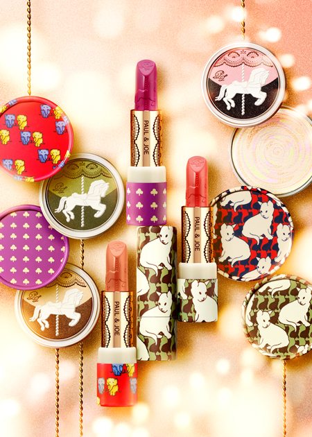 Paul & Joe Spring 2013 – Make up collection
