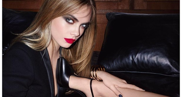 YSL Fall Look 2014 Collection – Cuirs Fétiches