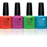CND Paradise Collection – Summer 2014