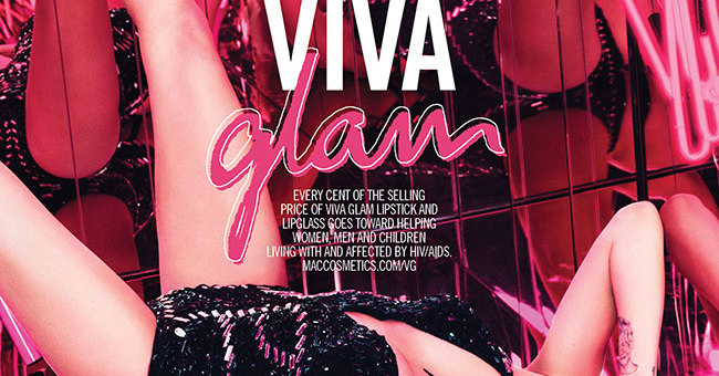 Viva Glam Miley Cyrus 2015 – Preview