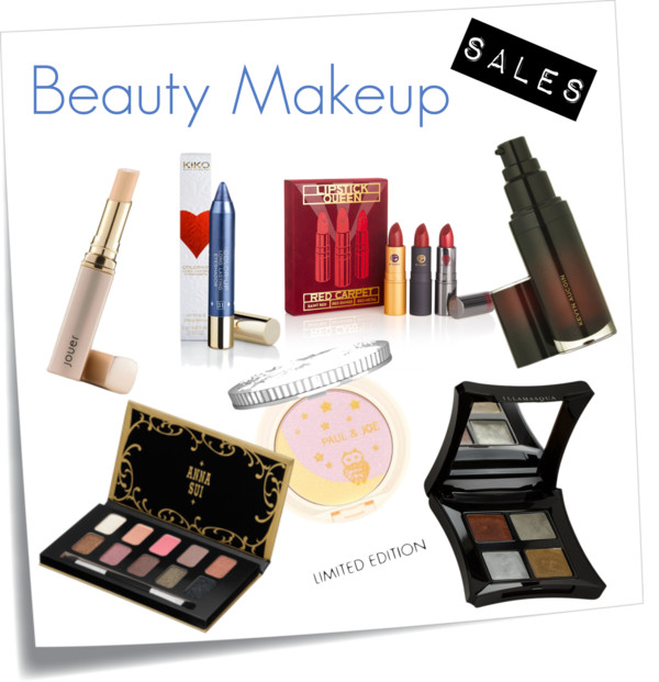 Beauty Sales 2015: Make Up & Skincare