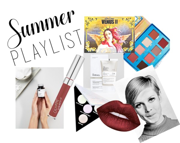 Summer 2017 Beauty Trends: what I'm loving right now
