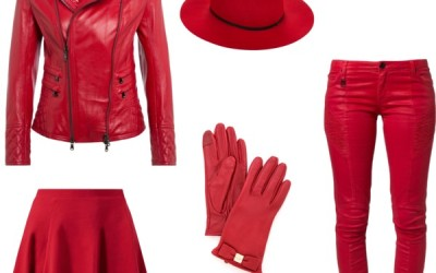Aurora Red – Fall Winter 2014-15 Colour Trend