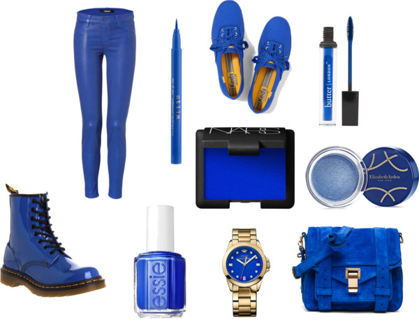 Dazzling Blue – Spring 2014 Colour Trend
