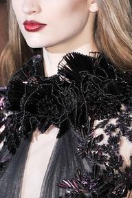Gucci goes Goth – AW 2012