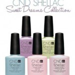 CND Shellac – Sweet Dreams Collection