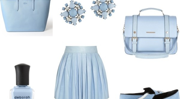 Placid Blue – Spring Summer 2014 Colour Trend