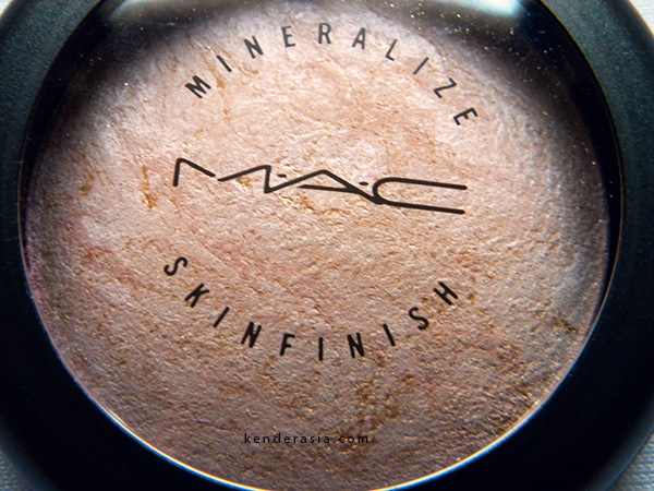 Mac Porcelain Pink Msf: swatches and review