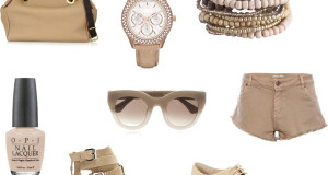 Sand: Spring – Summer 2014 Colour Trend