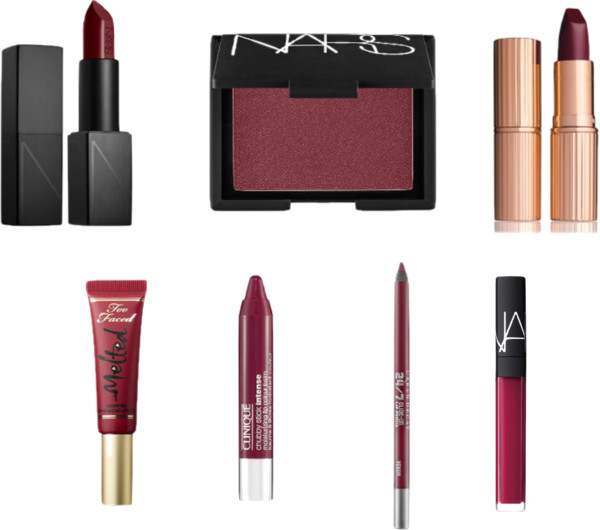 Sangria – Fall Winter 2014-15 Colour Trend
