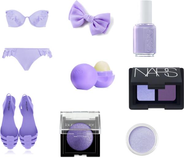 Violet Tulip – Spring Summer 2014 Colour Trend